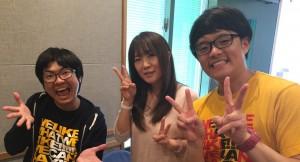 第3回 BANBANBANのラジオでポン!! ゲスト 奥井雅美 4/30 放送